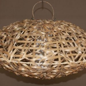 Basket Woven Light