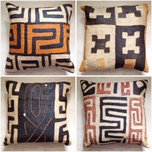 Kubu Cloth Cushions