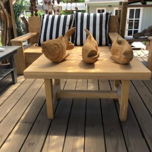 Pine Coffee Table Small